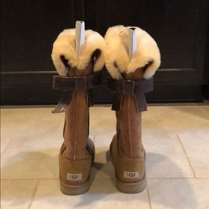 Ugg Genevieve Boots